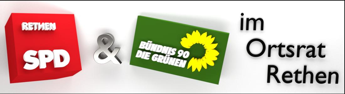 Politik-Rethen Gruppe SPD und Grüne im Ortsrat Rethen