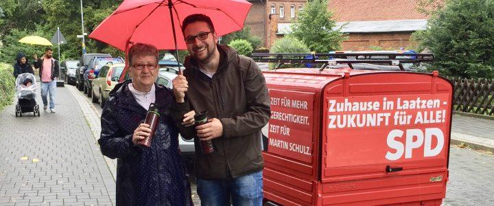 SPD in Gleidingen und Rethen überrascht Erstklässler