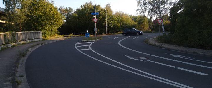 Sicherheit für RadfahrerInnen erhöhen
